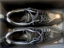 Emporio Armani Mizuno EA Eagle Black 7UK Men Shoes
