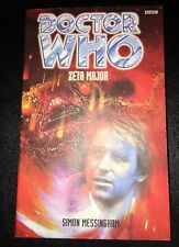 Dr Doctor Who Zeta Major by Simon Messingham (1998, 5th Dr BBC PDA#13  )