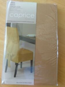 BRAND NEW - Caprice Chair cover for high back dining chairs