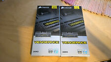 CORSAIR Vengeance 16GB (2 x 8GB) 240-Pin DDR3 SDRAM DDR3 1600 (PC3 12800) RAM