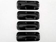 Gloss Black Door Handle Cover 12 Pc Fits 17-20 Ford F-250 F-350 Super Duty 4 Dr