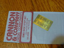 Cannon & Company HO #2006 EMD Side Step Set for: Life-Like Proto 2000 SD60