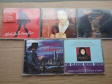 MICHAEL JACKSON - JOB LOT 5 x CD SINGLES - SCREAM/EARTH / BLOOD /STRANGERALONE