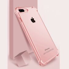 Luxury UltraThin Shockproof Hybrid TPU Case Cover For Apple iPhone X 8 7 6S Plus