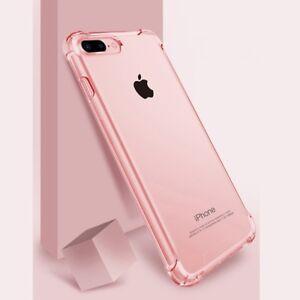 Compatible Gorilla Case for iPhone 6 X 8 7 Plus 5s Shockproof Bumper Gel Slim UK