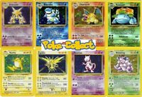 Pokemon Card 10 Holo Lot! GUARANTEED WOTC Rare Vintage Holo! Possible Charizard!