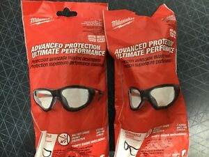 Milwaukee 48-73-2041 Clear safety glasses