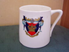 Unboxed Goss Crested China Mugs