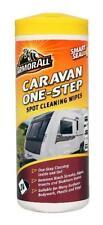 Armor All Caravan Motorhome One Step Spot Cleaning Wipes Multipurpose
