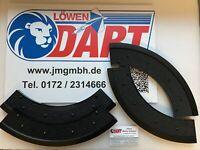MEGA-AKTION 4 Stück Original Löwen Dart Catchsegmente SM86 SM90 SM92 SM94 HB8/9