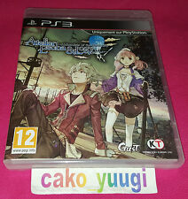 ATELIER ESCHA & LOGY ALCHEMISTS OF THE DUSK SKY SONY PS3  VERSION FRANCAISE