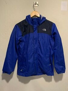 The North Face Dryvent Waterproof Rain Jacket BOY'S LARGE Packable Lightweight