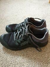 Inov 8 todos tren 215 Para Hombre Negro Zapatos Deportivos De Entrenamiento Cruzado Zapatillas bombas Reino Unido 8.5