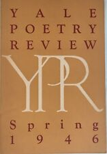 Yale Poetry Review, Volume I Number III (Spring, 1946)