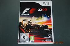 F1 2009 Nintendo Wii Formula 1 UK PAL **FREE UK POSTAGE**