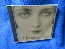 THE YEARNING ROMANCES FOR THE ALTO FLUTE CD  MICHAEL HOPPE'  &  TIM WHEATER