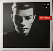 Karl Bartos - off the record LP /CD  180g vinyl NEU/SEALED KRAFTWERK