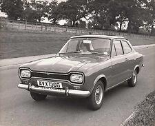 FORD ESCORT GT MK1, 1969 MODEL PHOTOGRAPH.