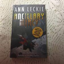 Ann Leckie Ancillary Mercy SciFi Paperback