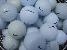 100 NIKE MIXED TOUR GOLF BALLS IN A-B GRADE CONDITION