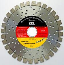CDL_Diamanttrennscheibe Ø 250x30 mm Einsatz: Stahlbeton Granit