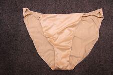 Nwt Vintage Victorias Secret Satin Nylon Ruched String Bikini S Angels