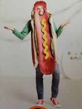 New Hyde and Eek Lightweight Hot Dog Funny Adult L/XL Halloween Costume
