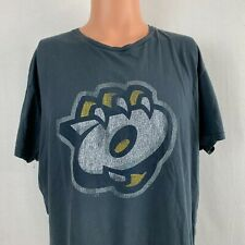 Orem Owlz Retro Logo T Shirt Minor League Baseball Vintage Style LA Angels L