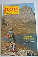 The Scots Magazine. Vol. 130, No. 2. November, 1988. Hill Breeds. The Ramasites.