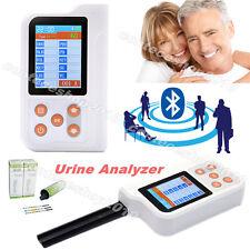 Analizzatore di urina del bluetooth,test multiparametrico,cavo usb+strisce