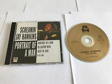 SCREAMIN JAY HAWKINS Portrait Of A  PRIMA LABEL 14 TRK CD