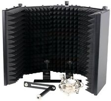 Studio Microphone Soundproof Acoustic Foam Filter Audio Music Recording
