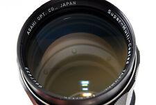 Fedex Ok [ EXC 6 Elementi PENTAX Smc Takumar 135mm F/2.5 Mf Lente Da Giappone