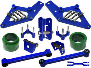 COMPLETE LIFT KIT 50 mm for LADA NIVA-2121, 21213, 2131 (1977-2011 years)