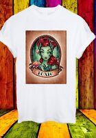 Poison Ivy Toxic Pamela Lillian Isley Character Men Women Unisex T-shirt 798
