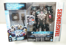 TRANSFORMERS Last Knight-Shadow SPARK Optimus Prime Allspark TECH NUOVO (L)
