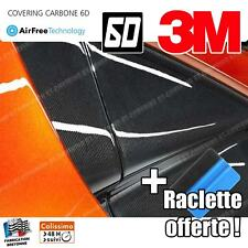 Carbone 6D - 152x200cm - Film Covering Premium le + Réaliste ☆ Gamme GTECH Pro ☆