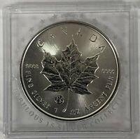 1 oz Silver Maple Leaf 2018 Fabulous 15 Privy Mark F15 CANADA 5$ HARD TO GET