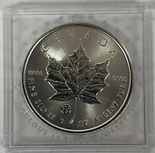 1 oz Silver Maple Leaf 2018 Fabulous 15 Privy Mark F15 CANADA 5$ HARD TO GET