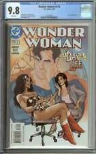 WONDER WOMAN #170 CGC 9.8 WHITE PAGES