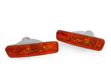 DEPO JDM STYLE AMBER BUMPER LIGHTS FIT 88-89 HONDA CIVIC 3D HATCHBACK & 4D SEDAN
