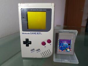 Nintendo Game boy DMG-001 1989 Classic Originale + Tetris