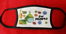 Grinch EW People Customized Performance Polyester Reusable Adult Face Mask VER 2
