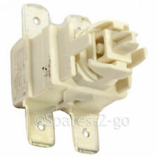 Double Pole Circuit On Off Switch Button & Housing Unit for INDESIT Dishwasher