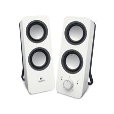 Logitech z200 speaker Schneeweiss PC sistema de altavoces altavoces PC 10 vatios