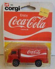 Corgi 1/64 Die cast 1978 Enjoy Coca-Cola truck #95 Unopened