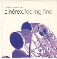 (BG476) Cinerex, Feeling Fine - 2003 CD