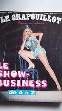 Die Crapouillot 1976 Neuware Serie Kein 38 The Show Business von A bis Z
