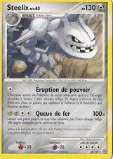 Steelix -Diamant et Perle:Tempête-28/100-Carte Pokemon Française Neuve