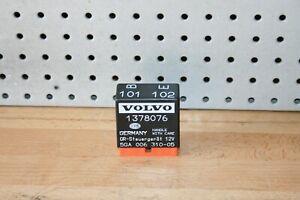 1996 850 turbo Relay Volvo, 1378076 Light control